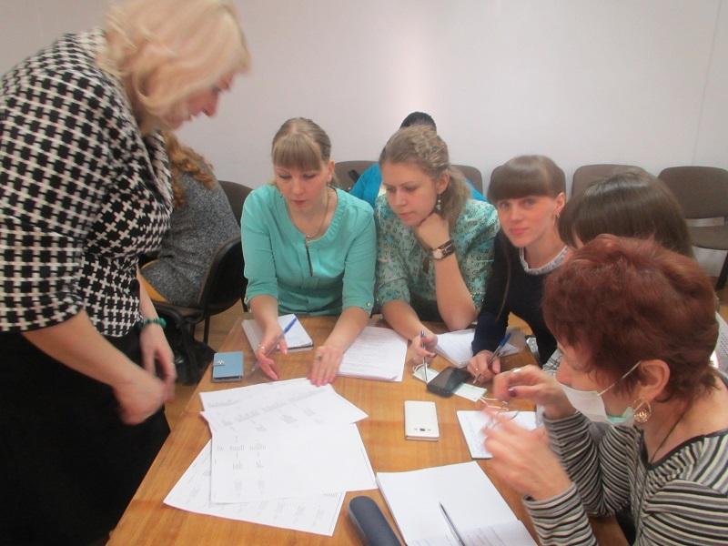 В «Доброте» учились писать проекты